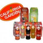 California Garden New Drinks Line