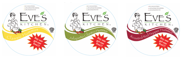 Eve's Collection Special from West Coast Pita